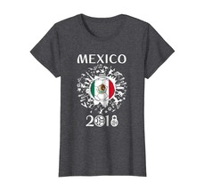 Sport Shirts - World Football 2018 Mexico Jersey Soccer Team Gift Tshirt... - $19.95+