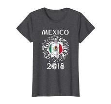 Sport Shirts - World Football 2018 Mexico Jersey Soccer Team Gift Tshirt... - $19.95+