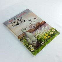 Now You Can Read the Ugly Duckling Childrens VTG Picture Book Lucy Kinca... - $36.99