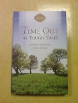 Time Out In Tough Times Hardcover Book - $0.99