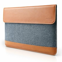 tomtoc Slim Laptop Envelope Sleeve for 2018 New MacBook Air 13-inch with... - $21.74