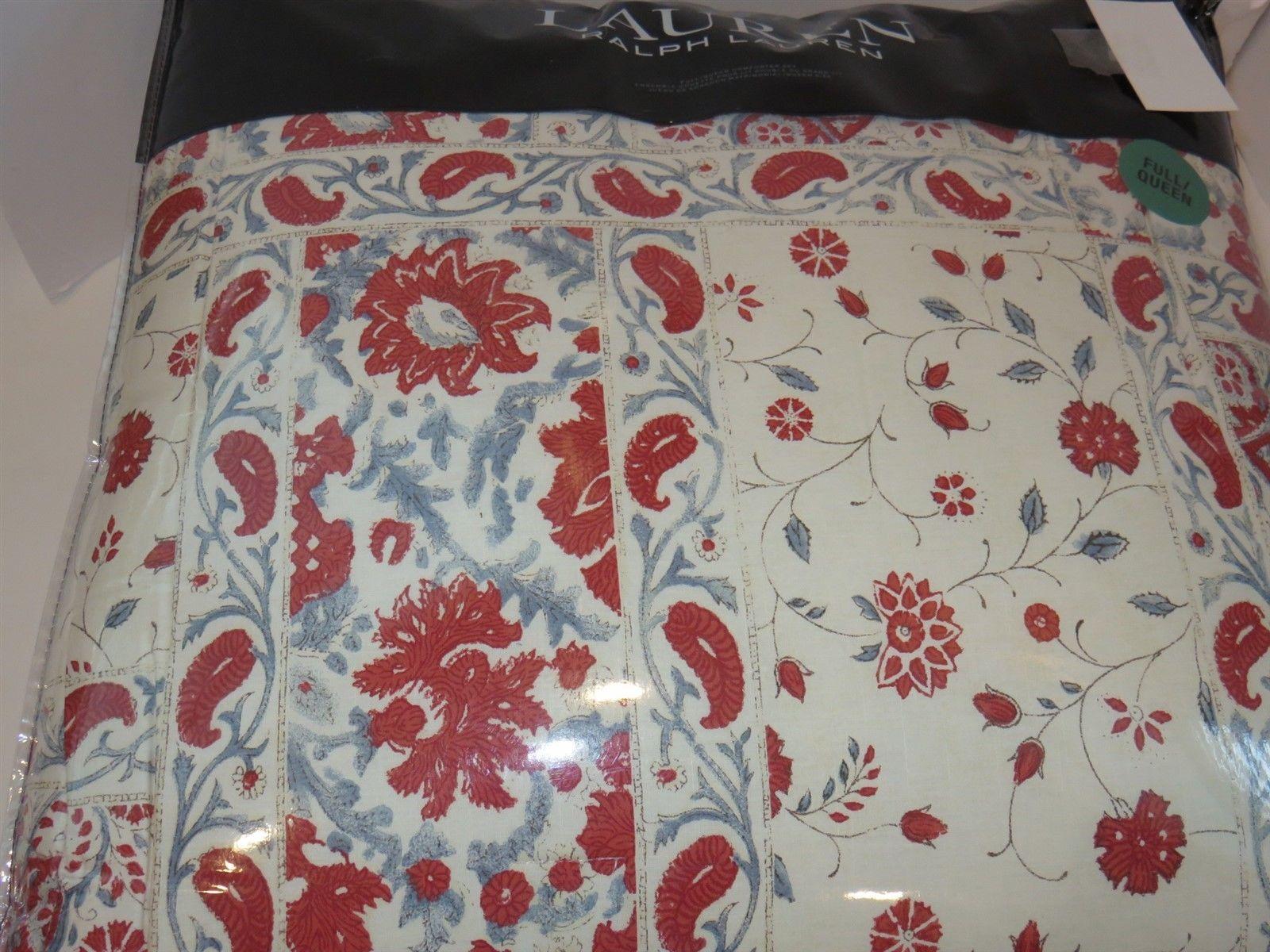 de4b9885 Ralph Lauren Kelsey 3P queen comforter Set and 50 similar items
