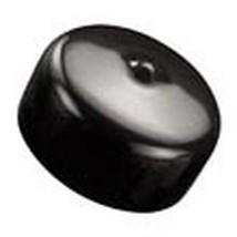 Caplugs VC-080-10 Vinyl Round Black Screw Thread Cap (Qty:5,10,25,50,100) - $10.00+