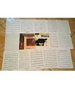 Violin II : Essential Elements - WICKED - Loose Sheet Music - $13.36