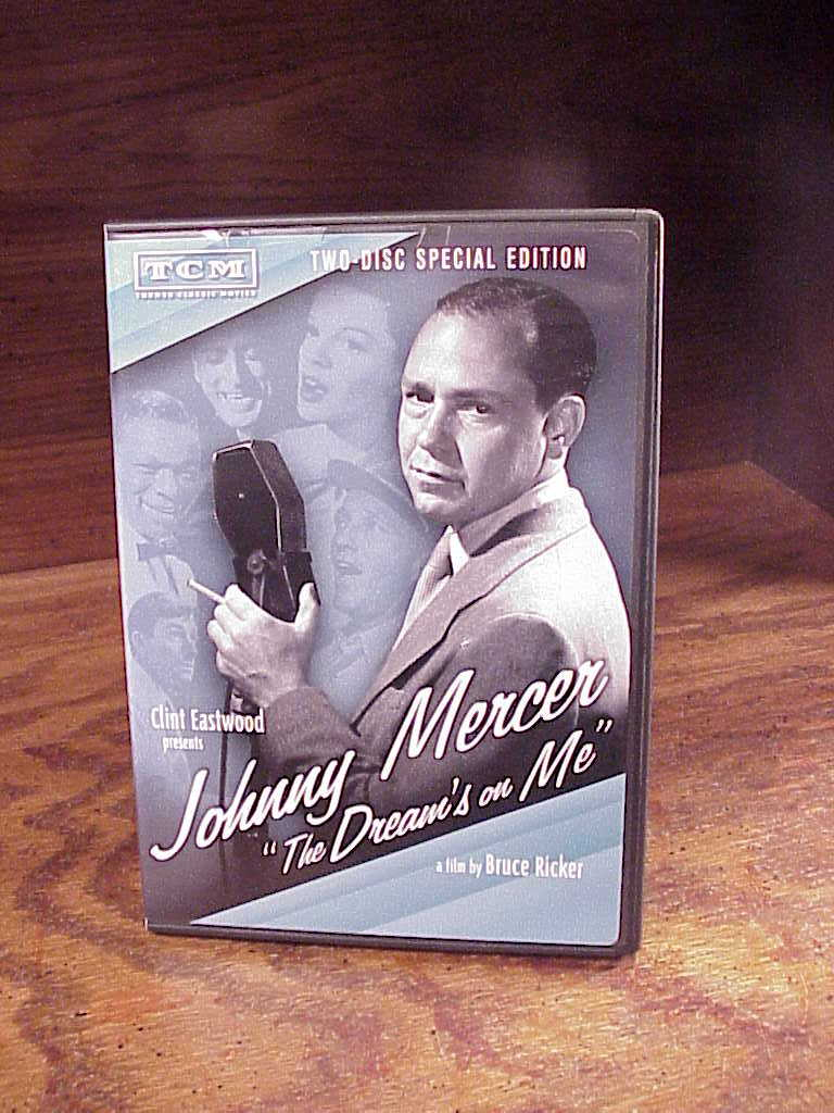 Johnny mercer dvd  1