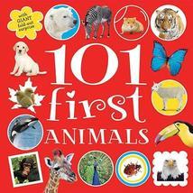 101 First Animals [Board book] Make Believe Ideas - $4.95