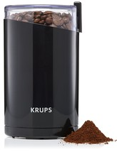 KRUPS F203 Electric Spice and Coffee Grinder wi... - $18.99