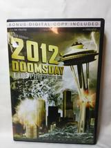 2012: Doomsday DVD, 2010,  - $7.91