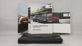 2013 Bmw 320i Owners Manual 90776 - $52.60