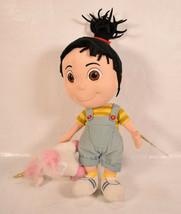 "Despicable Me Universal Studios Mayhem Agnes Plush Doll Minions 17"" - $33.66"
