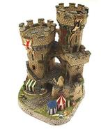David Winter Cottages The Kingmakers Castle Carnival Edition Limited Edi... - $485.10
