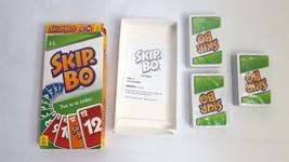 Skip-Bo Card Game - $9.00