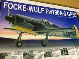 Kyosho ARF FOCKE-WULF Fw190A-3 GP50 - $455.39