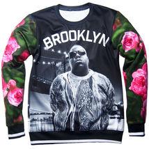 The Notorious B.I.G. Biggie Smalls Tupac Fashion Men Sweatshirts Couples  - $29.90