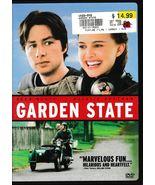 Freebie!  Garden State (2004) Widescreen DVD - $0.00