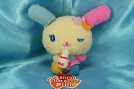 Sanrio Usahana Drink Milk Cute Plush Doll Japan Rare - $16.99
