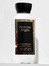 Bath & Body Works INTO THE NIGHT Body Lotion 8 fl oz New Holiday Scent - $10.75