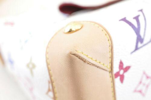 LOUIS VUITTON Monogram Multicolor Eliza Shoulder Bag M40098 LV Auth 4329