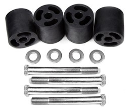 """ROX For 97-06 Jeep Wrangler TJ 3"""" Front Rear Bump Stop Extender Kit 2WD 4WD - $35.10"""