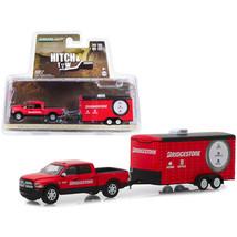 2017 Dodge Ram 2500 Big Horn Pickup Truck and Enclosed Car Hauler Bridge... - $26.32