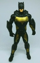 "2017 Batman Mattel Action Figure Gold 6"" - $4.55"