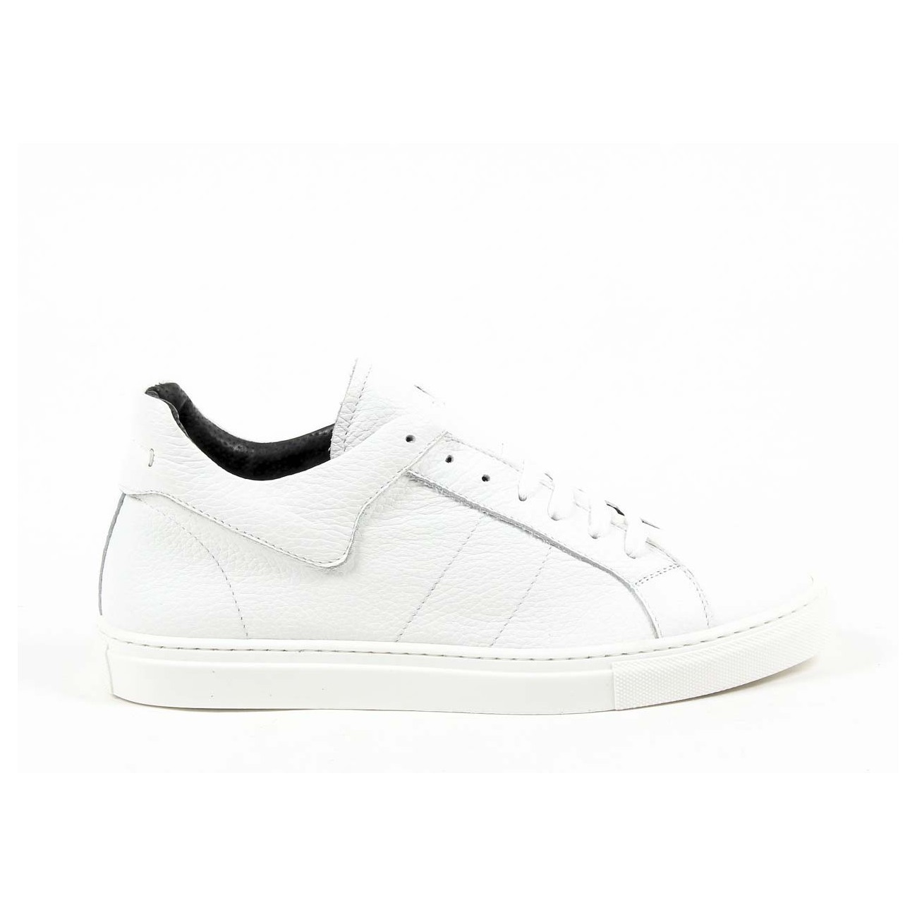 Primary image for V 1969 Italia Mens Sneaker V5421 ALCE BOTTOLATO BIANCO