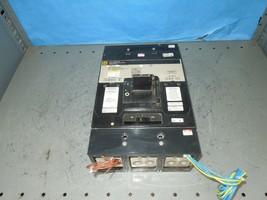 Square D MHL3650032DC1625 Breaker 500A 3P 500V DC W/ 24V UVR Trip & Aux Switch - $2,800.00