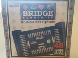Bridge Companion Roll-A-Deal System  Herbko New Sealed 48 Hands Analyses... - $9.45