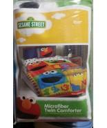 Sesame Street Twin/Single Size Comforter  - $44.55