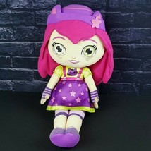 "The Little Charmers Hazel Doll Magical Stuffed Toy 21"" Plush Girls Room 2016  - $24.74"