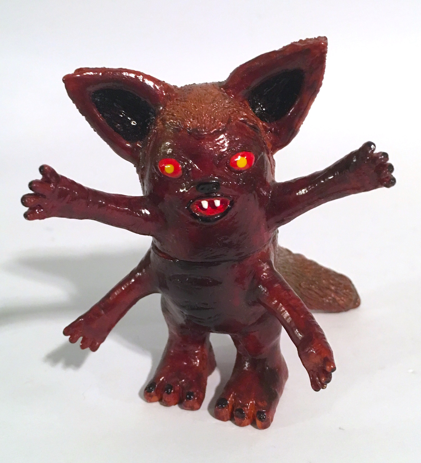 GrumbleToys NekoMini Dark Brown