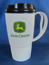 John Deere Tractor 16oz. Deluxe Plastic Insulated Thermo Seal Travel Mug - $19.99