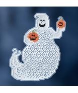 Ellis 2017 Ghost Trilogy Ornament halloween cro... - $7.20