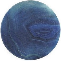 Dyed Agate Round 3 Cabbing Rough - $6.25