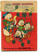 Walt Disney's Comics and Stories 253 FR 1.0 Title Stripped Dell 1961 Bar... - $5.93