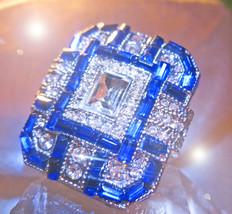 CASSIA4 HAUNTED RING ILLUMINATI ALL ENHANCED & BLESSED MAGICK MYSTICAL TREASURE - $337.77