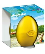 playmobil - 4944 - oeuf de pâques - Gardienne Zoo et Alpaga  - $34.87