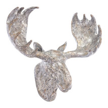 Moose Wall Decor Silver - $58.73