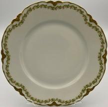 Haviland Limoges Schleiger 98 Clover Leaf Luncheon plate  - $15.00
