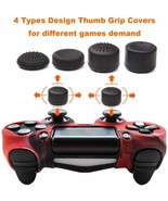 Anti-Slip Silicone Cover for Wireless Game Controller Scratch Paints - $19.79