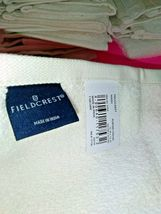 FIELDCREST  100% Cotton  Washcloth - CREAM- NEW WITH TAGS image 3