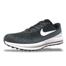 Womens Nike Air Zoom Vomero 13 Running Shoes Black/White-Anthracite 922909 001  - $100.00