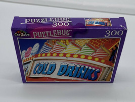 Call Drinks Refreshments Sign - Puzzle - 300 Pc - New - $4.46