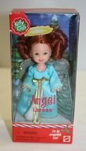 2001 Kelly Club - Angel Lorena doll (I'm a Christmas Ornament too!) NRFB - $9.89