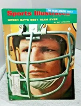 Sports Illustrated July 15 1968 Ray Nitschke Green Bay Packers - $11.30