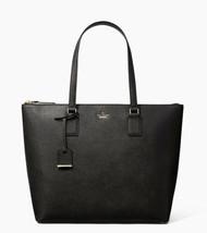 kate spade lucie large shoulder bag- black - $248.00