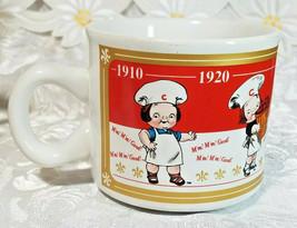 Houston Harvest Campbell's 40 Year Anniversary Soup Mug Bowl 10 oz 2001 image 2