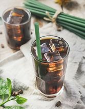 Rice straws planet-friendly, ocean-safe, guilt-free drinking - 100 straws  image 7