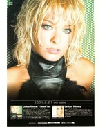 Leann Rimes teen magazine pinup clipping I need you Add - $3.50