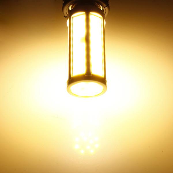 E27 LED Bulb 9W COB AC 220V Warm White/White Corn Light Bulbs